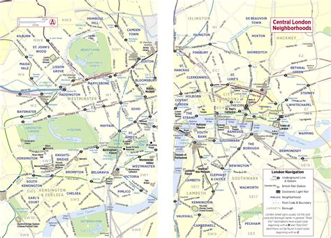 Map Of London England And Surrounding Area.Map London England Attractions And Surrounding Area