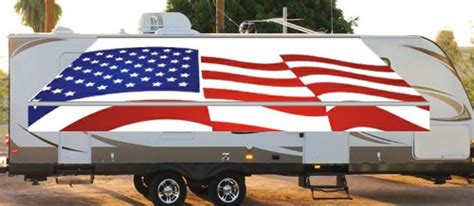 Rv Awnings Replacement Fabric by In The Shade Rv Awning Replacement Fabric Custom