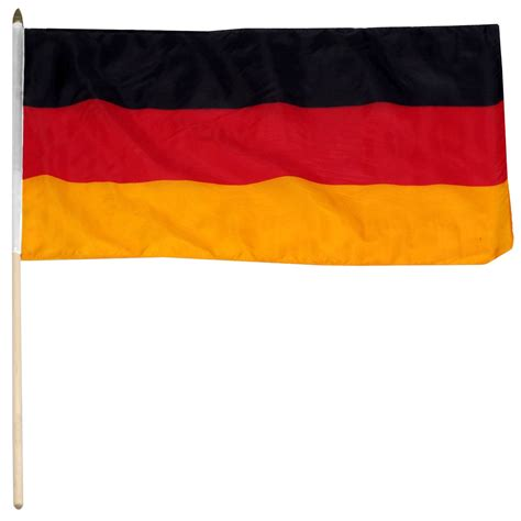Buy Home In Germany by Germany Flag 12 X 18 Inch