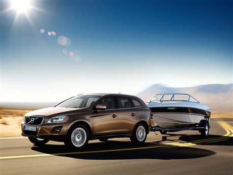 Volvo Xc60 New Wallpaper