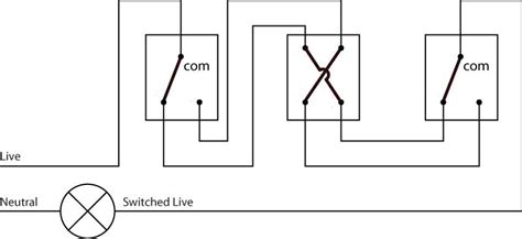 Wiring Diagram For Way Switch With Lights