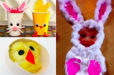 cuisine pour bébé 16 bricolages de pâques pour enfants des idées