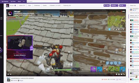 With Twitch Amazon Tightens Grip On Live Streams Of Video