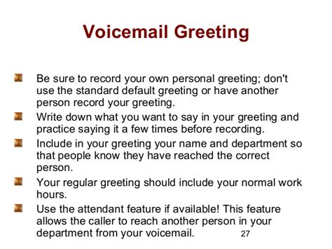 office closed voicemail message driverlayer search engine