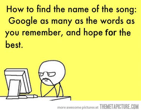 Internet Meme Song - how to find the name of a song the meta picture