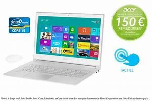 Ultrabook Pas Cher : pc portable acer ultrabook aspire s7 391 53334g25aws ~ Melissatoandfro.com Idées de Décoration