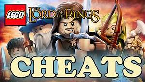 Lego Lord Of The Rings Cheats Youtube