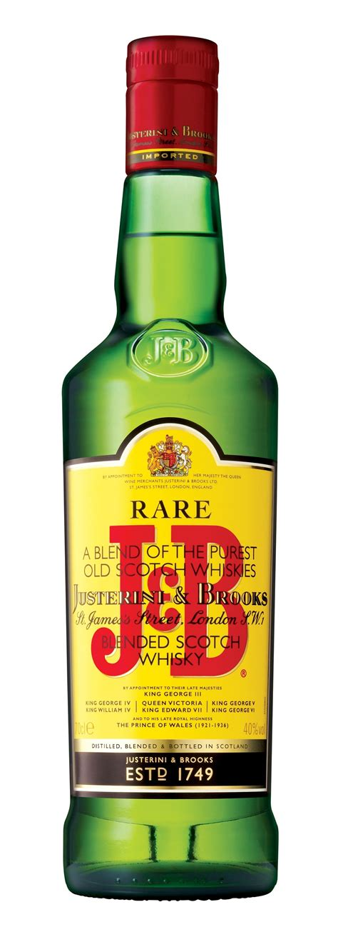Buy J&b Rare Whisky Online From Our Blended Collection At