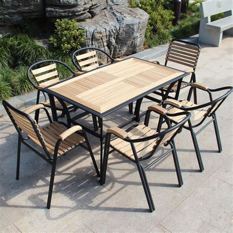 balcony patio outdoor furniture leisure furniture wood