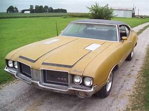 1972 Olds 442 Project  Remington  In