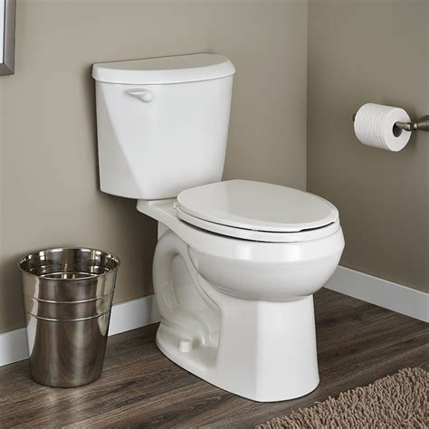 reliant  front toilet  gpf american standard