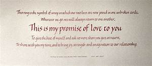 5 Inspirations To Write Your Wedding Vows