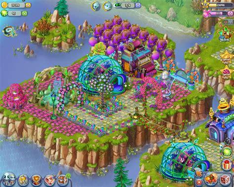 cosmic garden review virtual worlds land