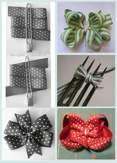 easy diy bow pictures   images  facebook