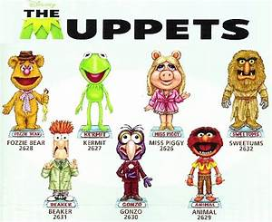 Muppet Wacky Wobblers | Muppet Wiki | FANDOM powered by Wikia