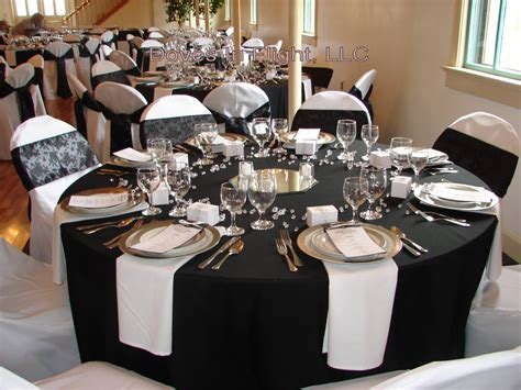 and white decorations for tables black white red gold reception decorations pink embroidered overlays wedding for jay and