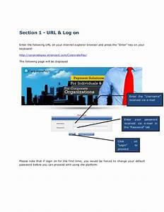 Corporatepay User Manual