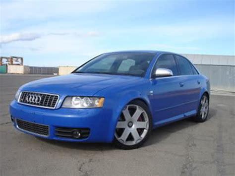 Audi S4 For Sale by 2004 Audi B6 S4 S4 For Sale Suisun City California