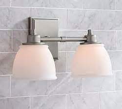 bathroom lighting pottery barn