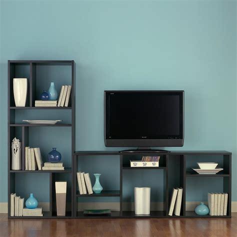 ideas  bookshelf tv unit