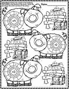 3 Oa 7 Spring Multiplication Wheels