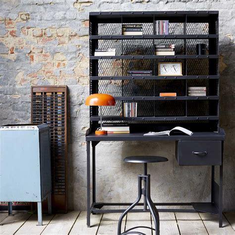 bureau style industriel le style industriel par tikamoon