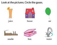 identifying states of gas matter worksheet states of matter worksheets solid liquid and gas