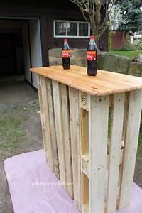 Sitzecke Aus Paletten : 7 fertig ist unsere bar paletten pinterest bar backyard bar und diy bar ~ Frokenaadalensverden.com Haus und Dekorationen