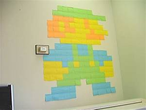 Post It Art : post it note art people really get into their sticky notes pix o 39 plenty ~ Frokenaadalensverden.com Haus und Dekorationen