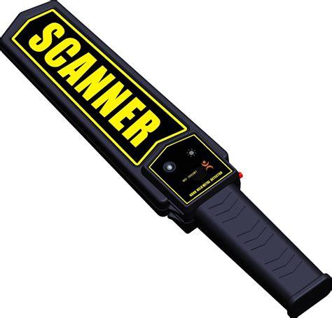 China Md3003b1 High Sensitivity Body Scanner Hand Held