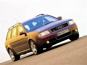 Audi A6 Avant Specs - 1998  1999  2000  2001