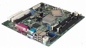 Brand New Genuine Dell Optiplex 760 Dt Intel Motherboard