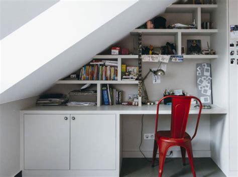 sous le bureau nos meilleures idées pour un coin bureau tendance