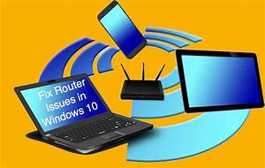 How To Fix Wireless Router Issues   U00bb Webnots