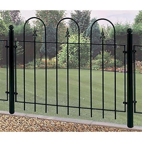 village hoop fencing railings archives supreme