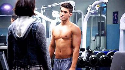 Cody Christian Teen Wolf Shirtless Gifs Brandon