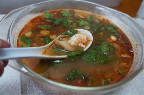 tom yum soup penelope the foodie easy meal tom yum soup
