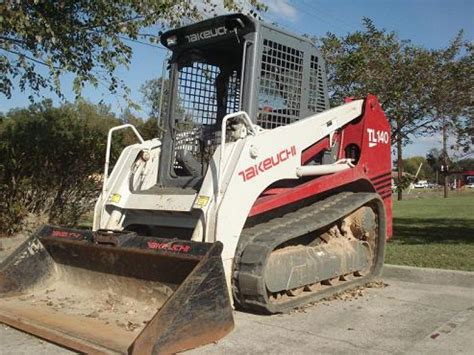 takeuchi tl compact rubber track loader price specs equipmatching ad