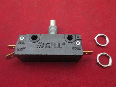 mcgill limit switch   process industrial surplus