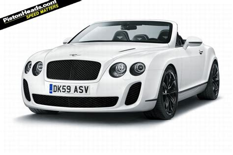 RE: New Supersports: Bentley's Fastest Ever Soft Top
