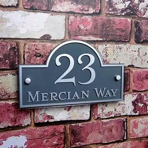 Modern, House, Number, Plaques, Acrylic, Door, Sign, Name, Plate, Outdoor, Signs, Plaques