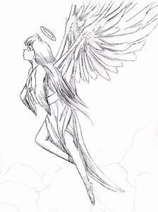 flying angel by ghoner on DeviantArt