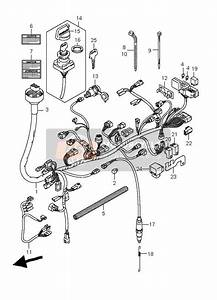 Wiring Diagram Suzuki King Quad 700