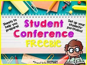 Preparing Student Portfolios for Student-Led Conferences ...