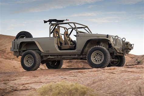 dsi jeep commando wrangler concept debuted at moab up for auction road xtreme