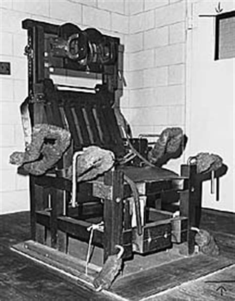 Electric Chair Executions Illinois executed by illinois by electric chair