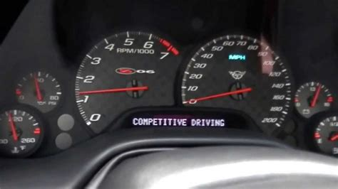 corvette     mph youtube
