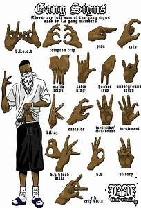 Vice Lords Hand Signs