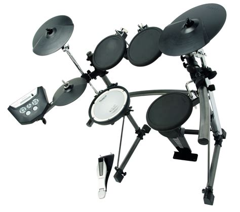 best mid range drum kit roland td 6kw electronic drum kit review musicradar