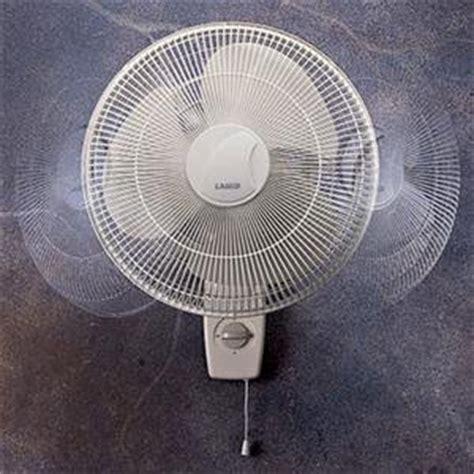 lasko products 16 oscillating wall mount fan